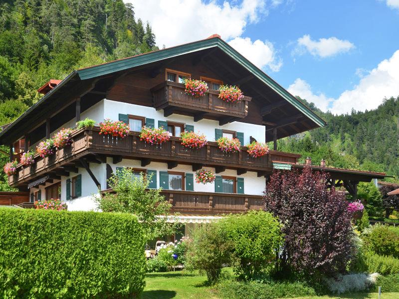 Ferienwohnung 1 Alpenblick