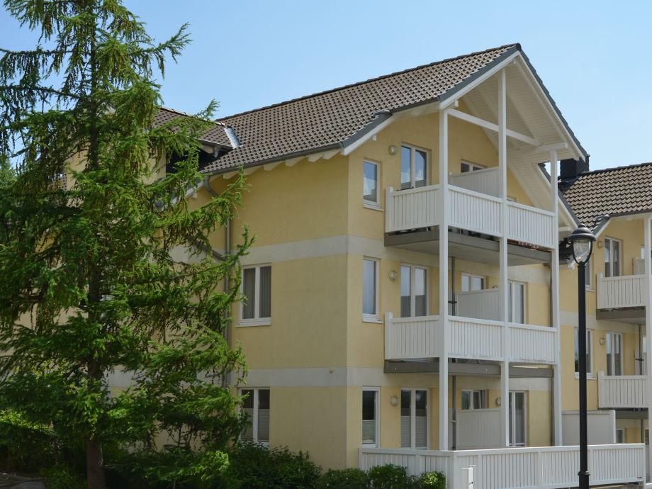 Außenaufnahme Wohnpark Stadt Hamburg / Appartement 37