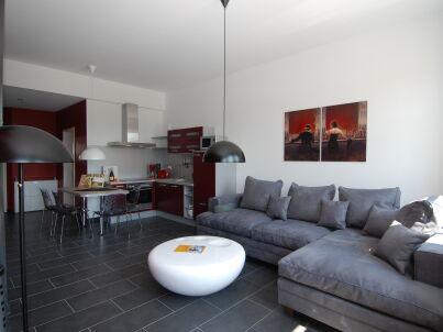"""""""Villa To Hus"""" Wohnung 1 mit Terrasse zur Südseite"""