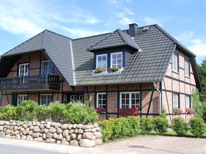 """Haus """"Gode Tied"""" Wohnung 2 im Dachgeschoss"""