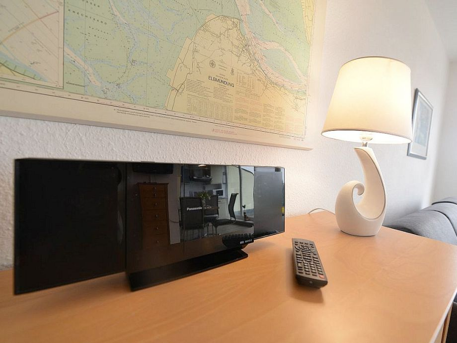 ferienwohnung nordseebrandung nc75 penthouse cuxhaven. Black Bedroom Furniture Sets. Home Design Ideas