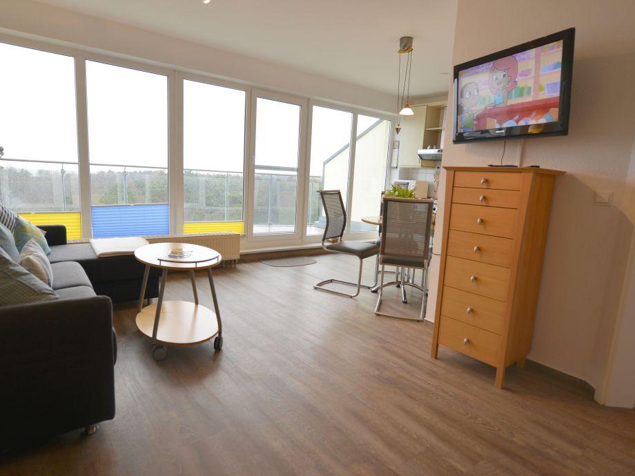 Penthousewohnung mit Dachterrasse Seesicht