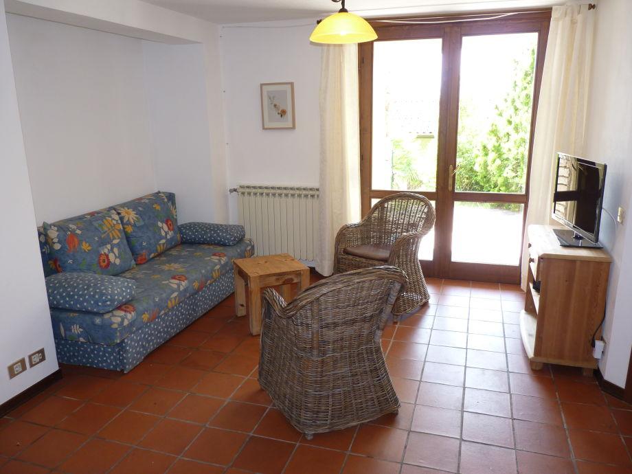 Sch ner platz ferienwohnung monte baldo lombardei for Schlafsofa 1 person