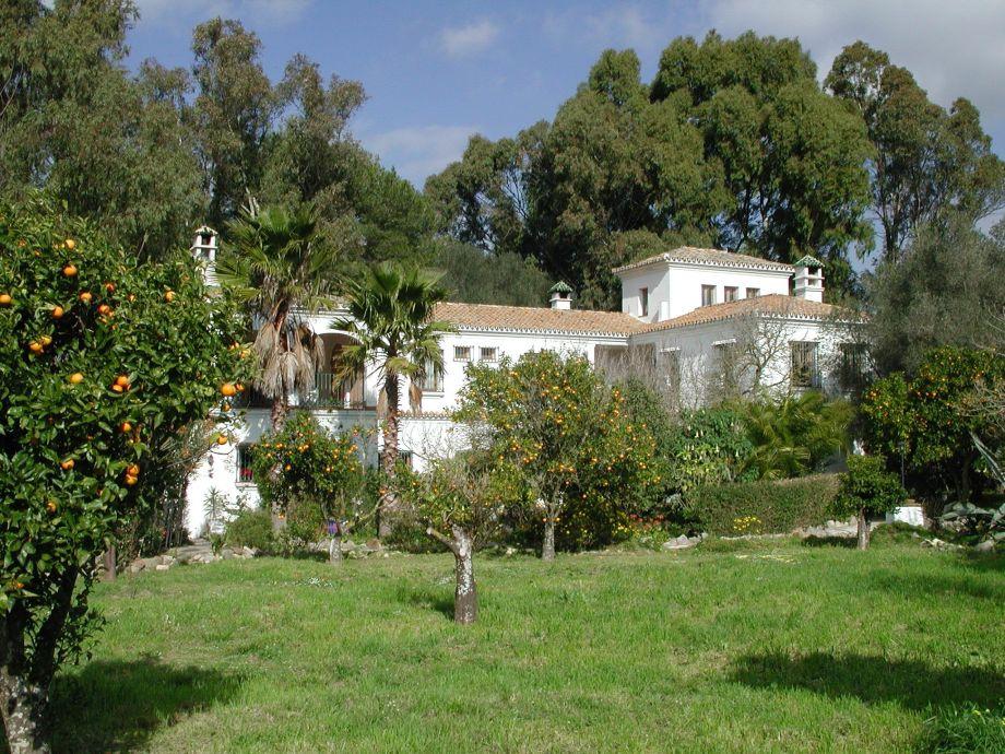 Haupthaus der Finca