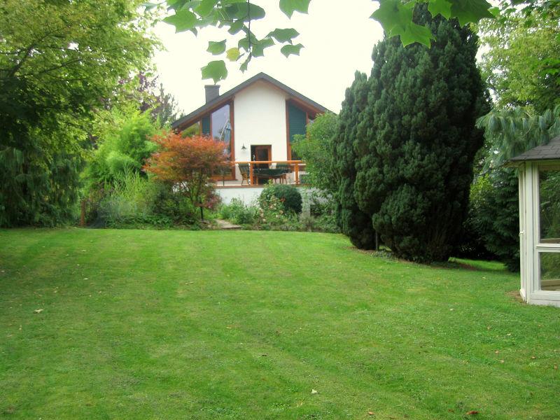 "Holiday apartment Vacation Apartment ""Ruwertalblick"" near Trier"