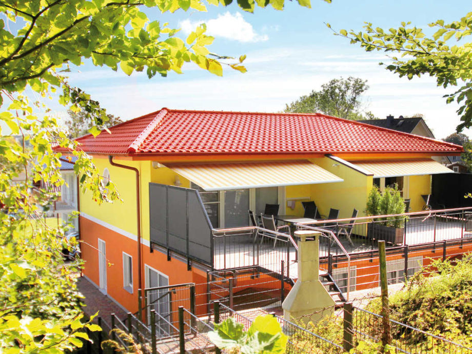 Außenaufnahme Villa Bella Casa (Haus Lee)