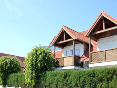 in der Villa Seeschwalbe (WE11, Typ D)