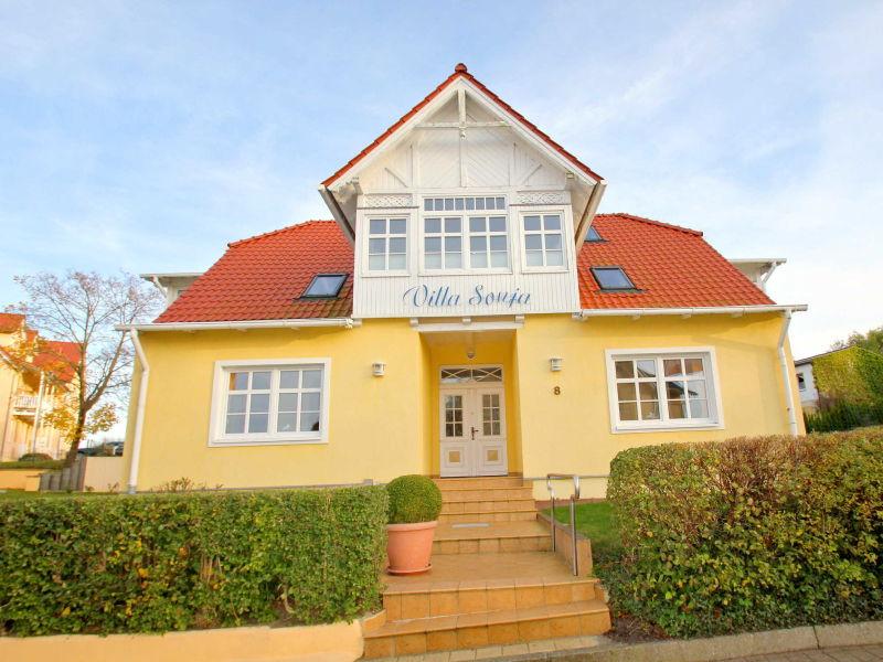 Ferienwohnung in der Villa Sonja (WE801, Typ A)