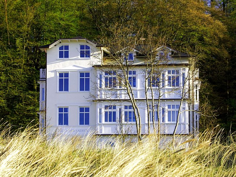 Ferienwohnung in der Villa Strandeck (WE07, Typ A)