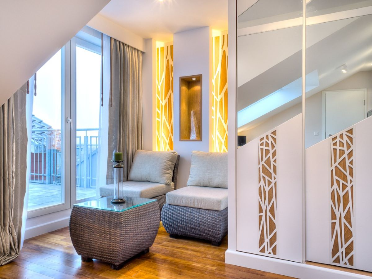 luxus ferienwohnung f r genie er westerland sylt. Black Bedroom Furniture Sets. Home Design Ideas