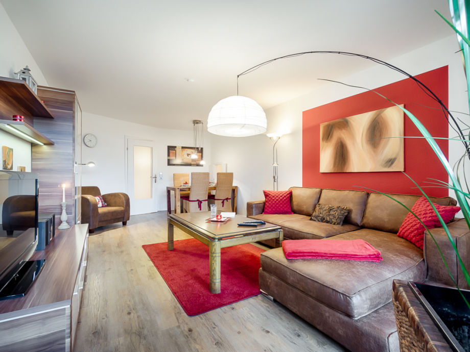 Wohnzimmer - Gesamtansicht