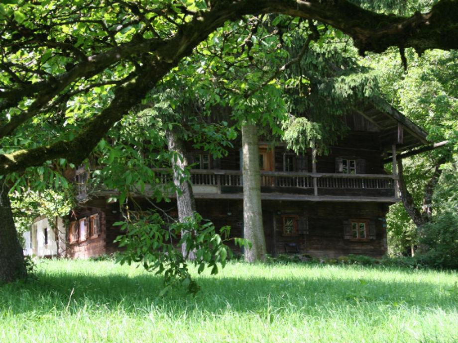 Haus am Waldrand - Alleinlage