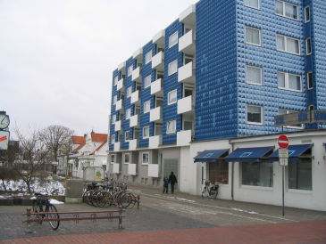 Ferienwohnung Neptun Haus Iderhoff Norderney