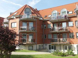 Ferienwohnung D 13, Residenz Rosengrund in Büsum