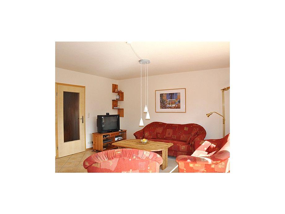Wohnraum mit Couchgarnitur