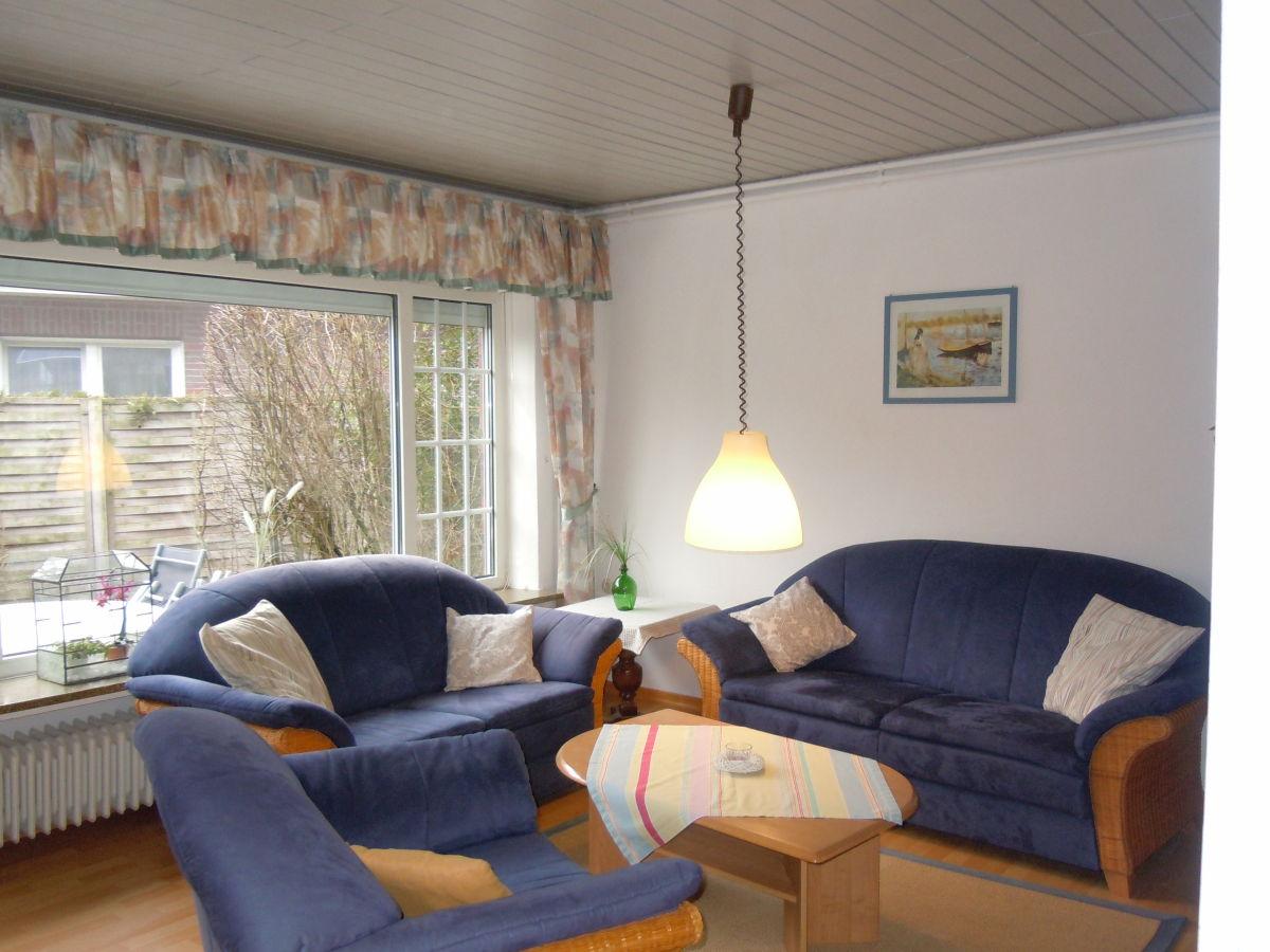 Ferienhaus haus hansekogge ferienwohnung juist nordseek ste ostfriesland firma - Sitzgruppe wohnzimmer ...