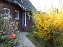 Ferienhaus Haus Hansekogge Ferienwohnung Juist