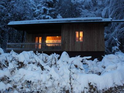 PAARadies Hütte