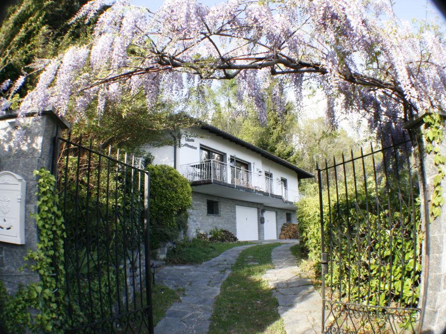 Zufahrt zur Villetta
