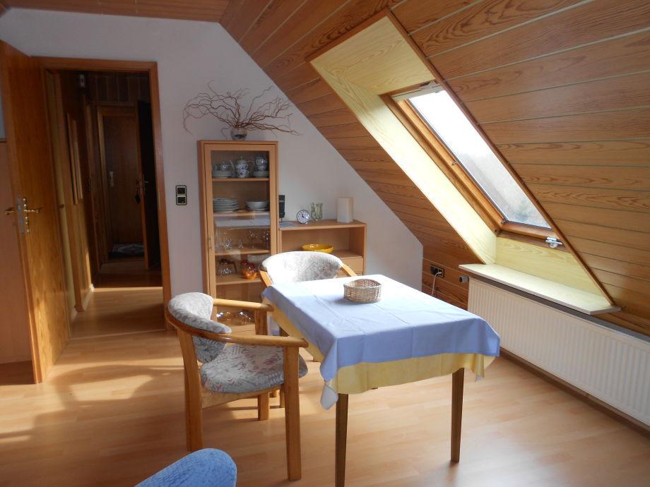 Ausstattung Haus Wirdemann Wohnung 3