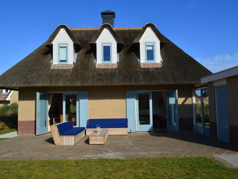 Villa Dünensicht mit Sauna