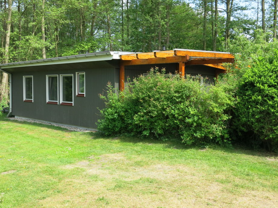 Unser Ferienhaus im Mai