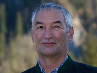 Ihr Gastgeber Sepp Hohlweger