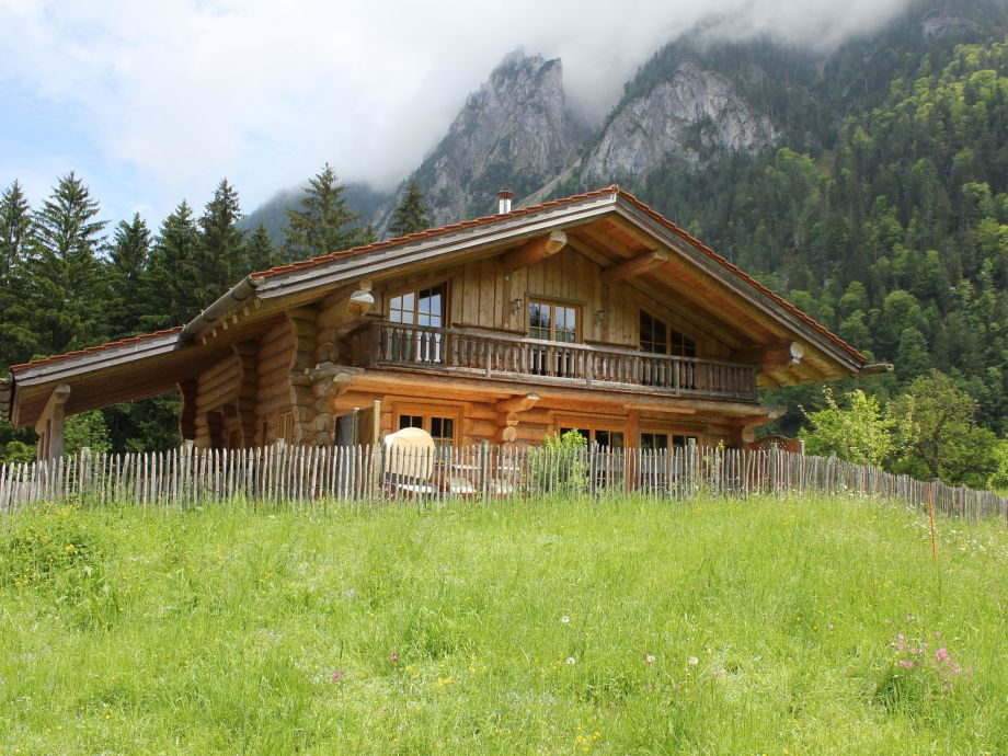 log house in Ruhpolding