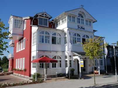Villa To Hus Wohnung 2 mit Balkon zur Südseite