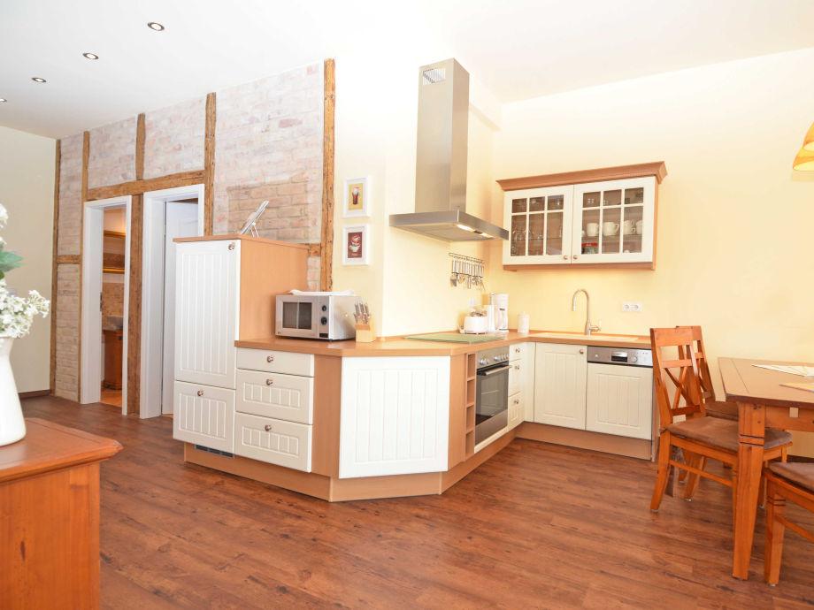 Wg 02 in der villa to hus küchenbereich
