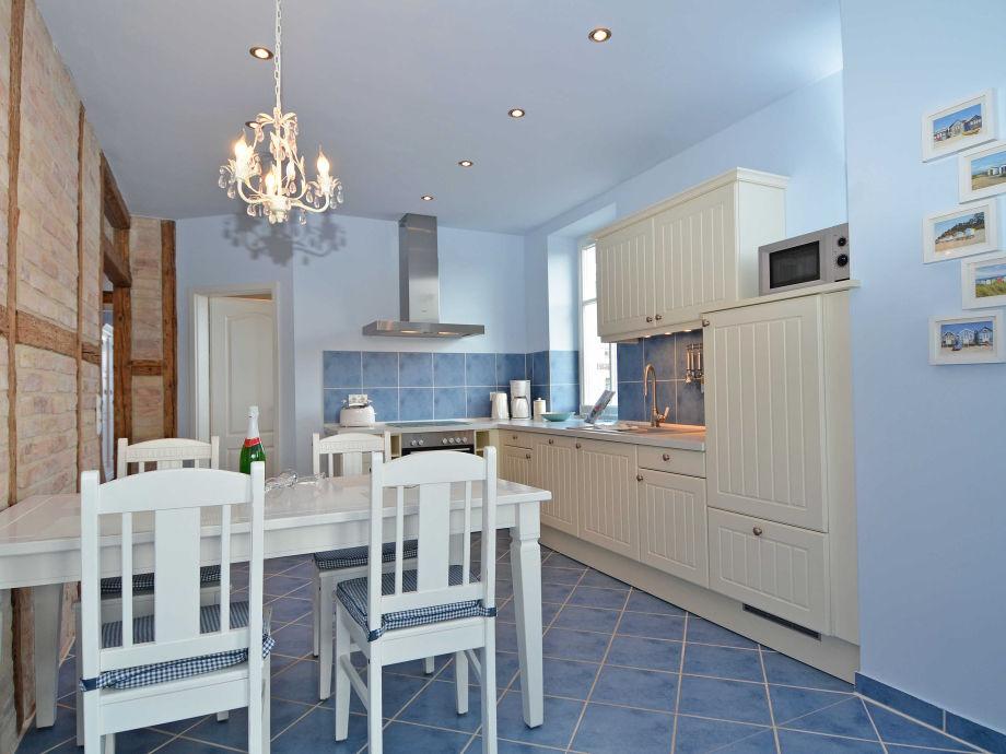 Wg 04 in der villa to hus küchenbereich