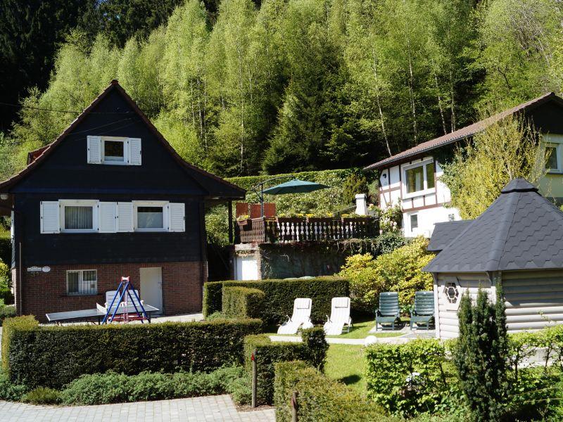 Ferienhaus Landhaus Krähenberg