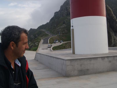 Ihr Gastgeber José Cuevas