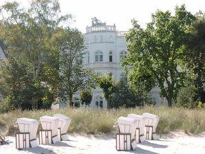 """Ferienwohnung Diehr: Villa Sirene """"Königsstuhl"""" Wohnung Nr.4"""
