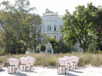 """""""Königsstuhl"""" in der Villa Sirene"""