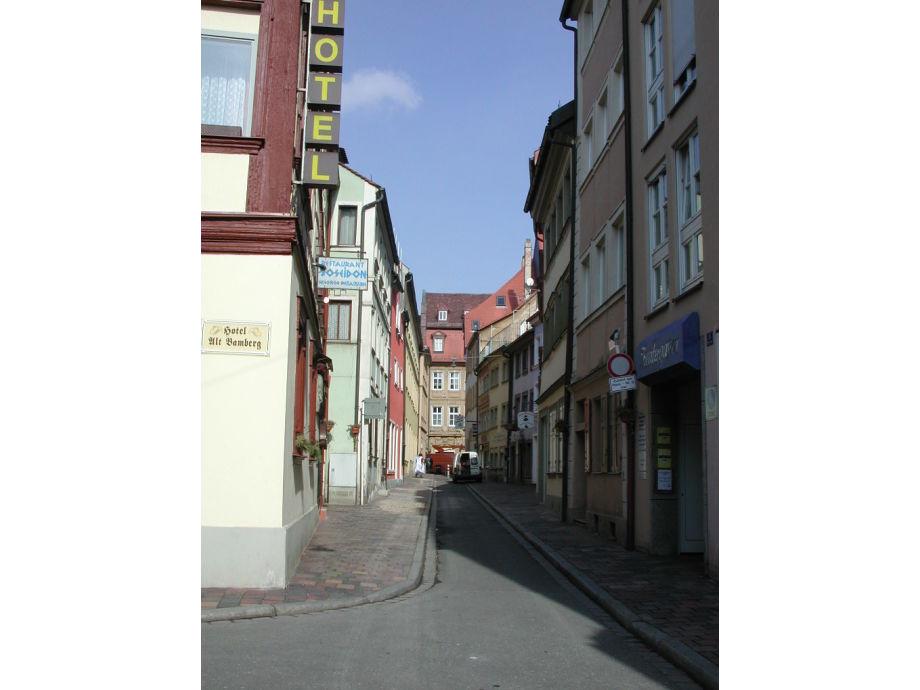 Ferienhaus Bamberg, das 2. Haus  v. links