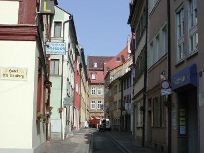 """Ferienwohnung """"Amselnest"""" im Ferienhaus Bamberg"""