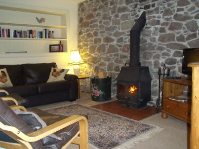 at the cottage The Bothy