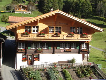 Ferienwohnung Chalet Schonegg Wohnung West