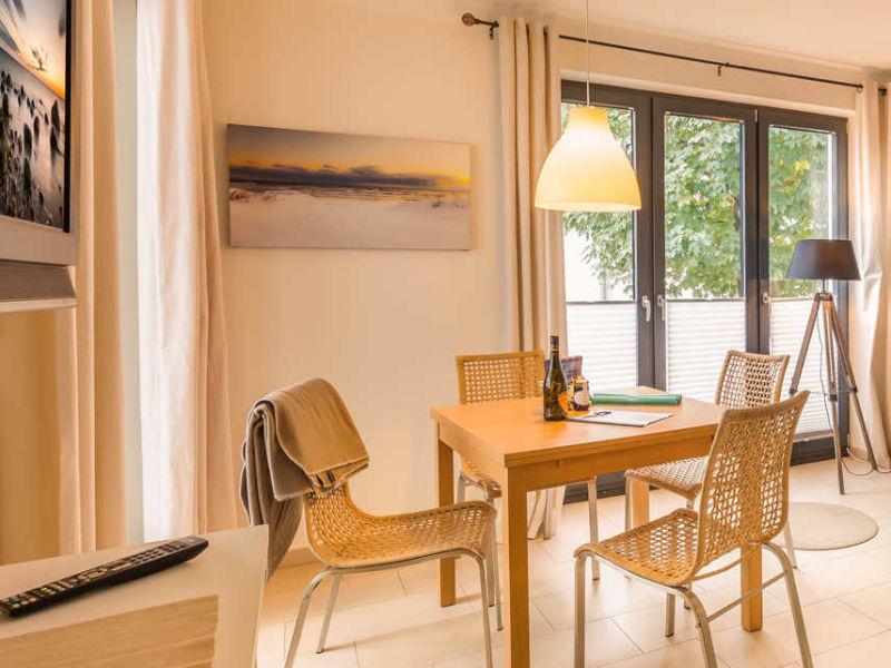Ferienwohnung Villa Baltic - Fewo Nr. 1 - Baltic Sun