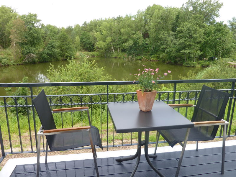 "Holiday apartment ""Feine Koje"" Balmer See"