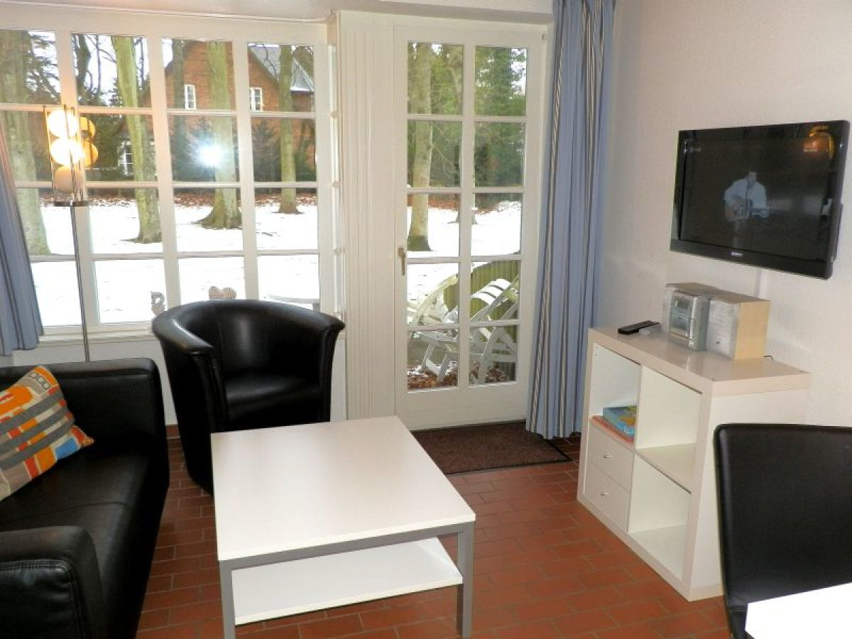 ferienwohnung haus am kurpark whg 1 nordsee. Black Bedroom Furniture Sets. Home Design Ideas