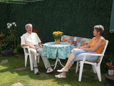 Ihr Gastgeber Gerhard und Hannelore Stoffel
