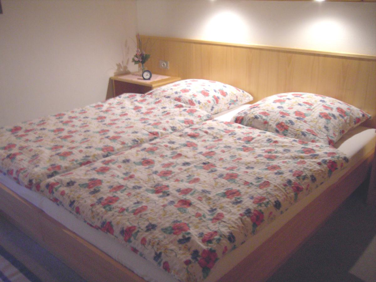 Ferienwohnung petereit mansarde welschnofen herr stefan petereit - Schlafzimmer stefan ...