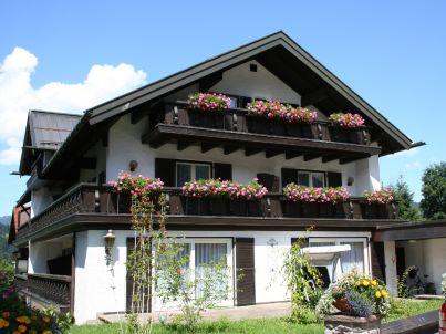 Zweiraumwohnung im Appartementhaus Sonnenheim