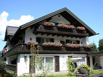 Dreiraumwohnung im Appartementhaus Sonnenheim