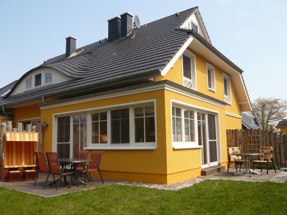 2 Terrassen (Süd und West)