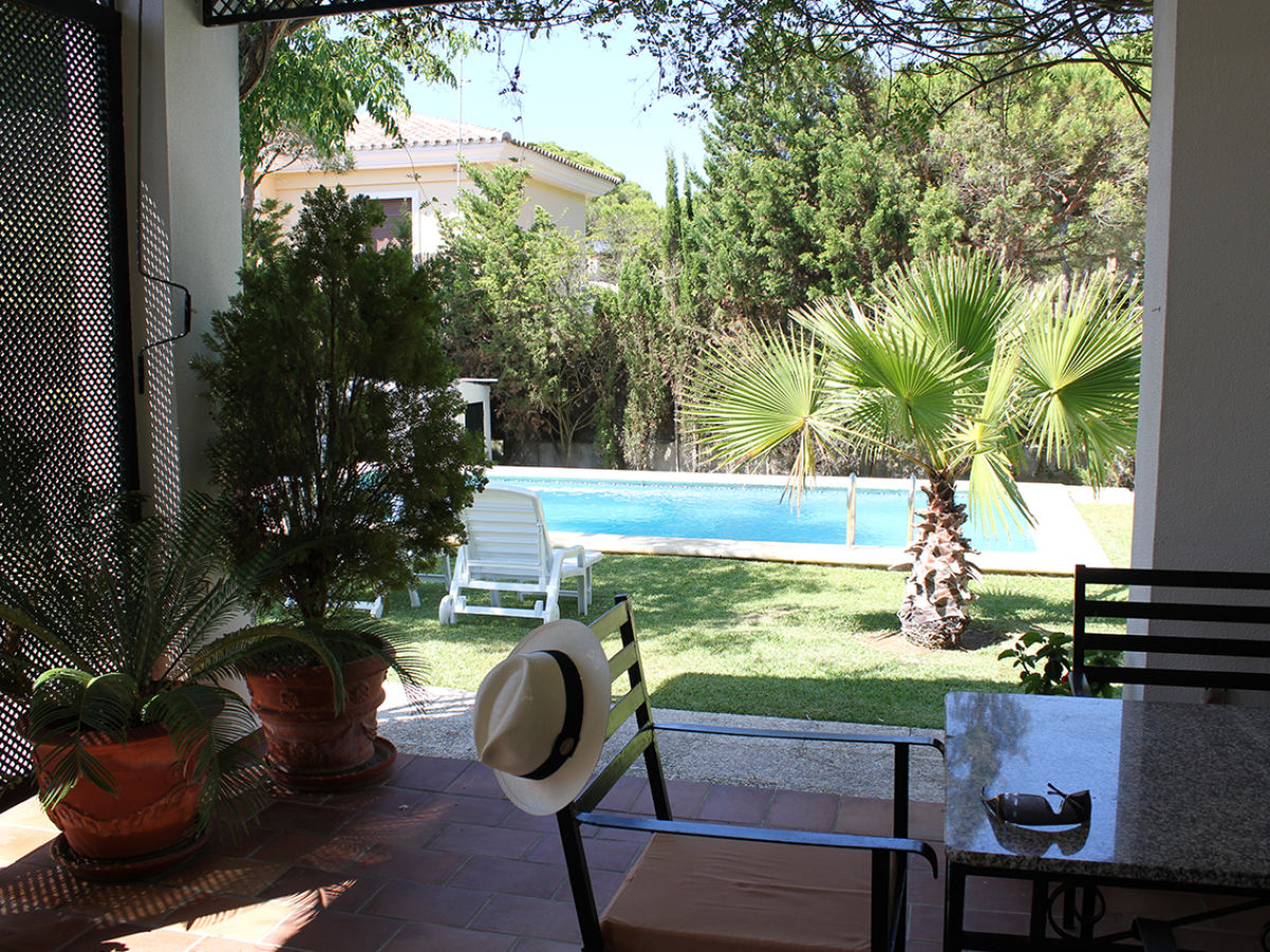 ferienhaus villa colibri spanien costa de la luz conil andalusien roche firma villas. Black Bedroom Furniture Sets. Home Design Ideas