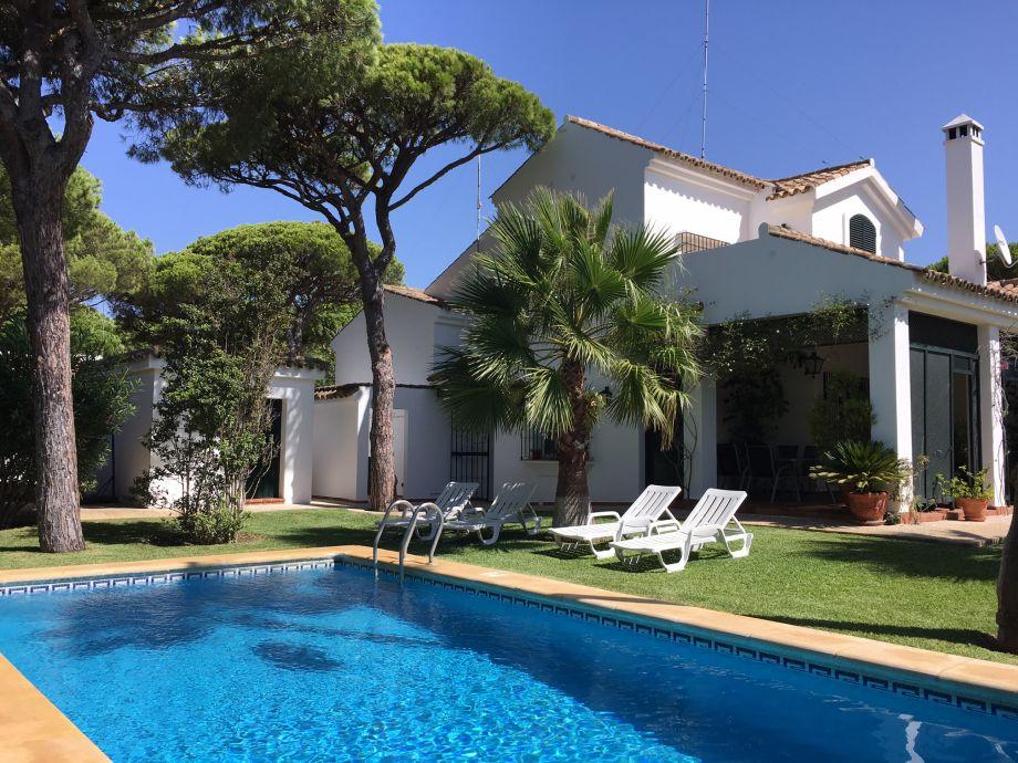 Villa Colibri Hausansicht