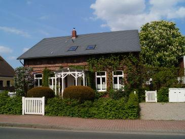 Ferienhaus Haus Nordseefrische 1